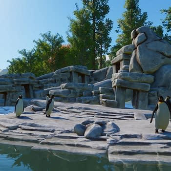 Planet Zoo Releases The New Aquatic Pack This Week