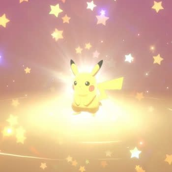 Pokémon Sword & Shield Will Get A Special Pikachu After ISS Event