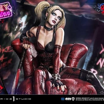 Harley Quinn Returns to Arkham City With New Prime 1 Studio