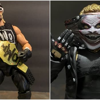 Lets Look At Mattels Hollywood Hogan &#038 Fiend Ultimate WWE Figures