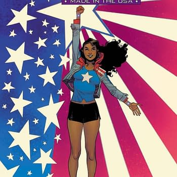 Unexpected Twists to Come in Marvels New America Chavez Comic