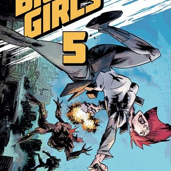 Big Girls #5 Review: A Showdown Thats Big In Every Way