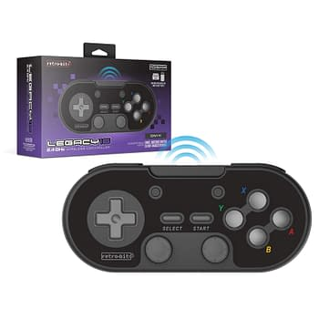 Retro-Bit Announces Pre-Orders For Legacy16 Controllers
