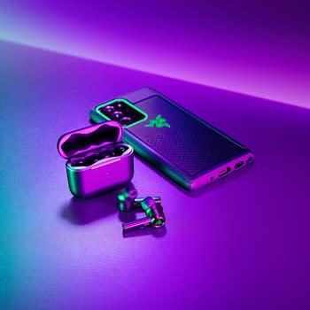 Razer Unveils The Hammerhead True Wireless Pro Earbuds