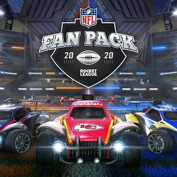 Rocket League Will Launch The NFL Fan Pack Tomorrow