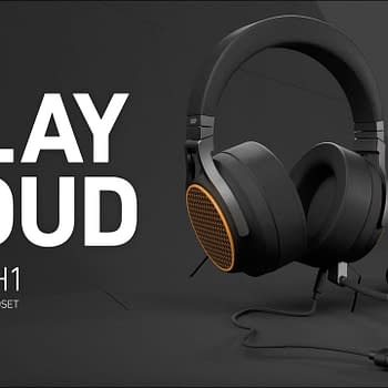 SCUF Gaming Unveils Its First Gaming Headset With The SCUF H1