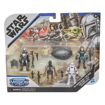 New The Mandalorian Mission Fleet Figure Revealed by Hasbro
