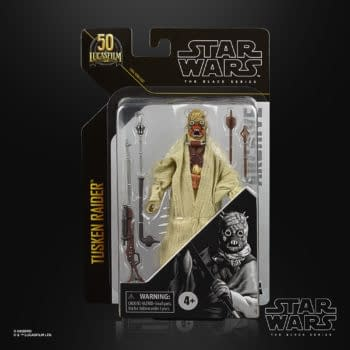 Hasbro Unveils Star Wars The Black Series Archive Collection Wave 2