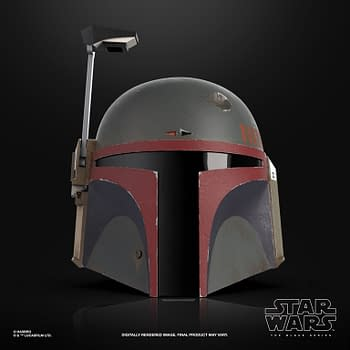 Boba Fett Black Series Re-Armored Helmet Unveiled by Hasbro