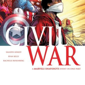 Marvels Snapshots: Civil War Jumps To $29 On eBay