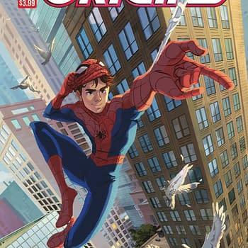 Spider-Mans New Origin &#8211 Thank Saturday Its FOC 19th December 2020