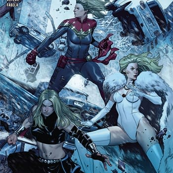 Captain Marvel #24 Teaches Us to Never Costume-Shame Emma Frost