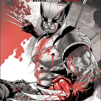 Secret Variant For Wolverine: Black White And Blood #2 This Wednesday