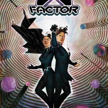 The cover to X-Factor #5
