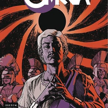 Omega &#8211 A New Doctorless Doctor Who Comic For 2021