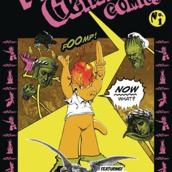 Flaming Carrot Returns To Cerebus In Hell in March