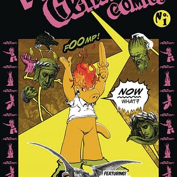 Flaming Carrot Returns To Cerebus In Hell in March 2021