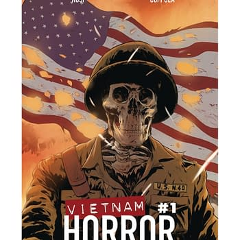 Vietnam Horror &#8211 Behemoth Comics March 2021 Solicitations