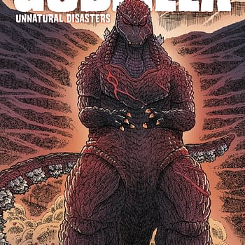 IDW Full Solicitations For March 2021 With Godzilla Disney &#038 GI Joe