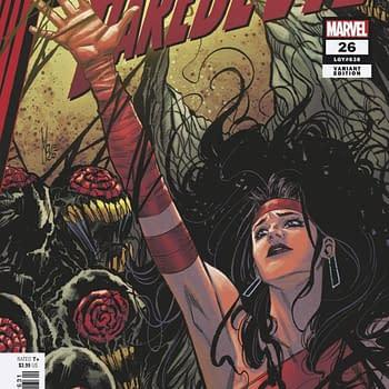 Last Robin High Republic Elektra Daredevil Top Advance Reorders