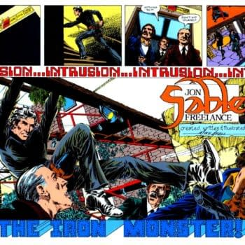 Mike Grell Crowdfunds Jon Sable, Freelance Omnibus Before New Stories