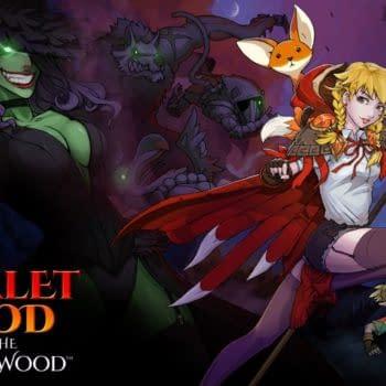 Headup Games Announces Scarlet Hood & The Wicked Wood