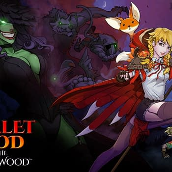 Headup Games Announces Scarlet Hood &#038 The Wicked Wood