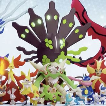 Pokémon GO Teases Xerneas, Yveltal, & Zygarde in New Video
