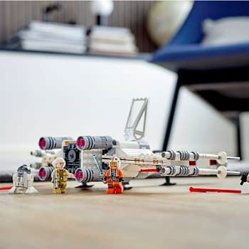 Take To The Skies with New LEGO Star Wars Star Fighter Sets