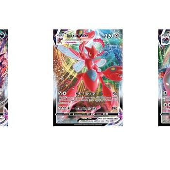 The Pokémon VMAX Cards Of Pokémon TCG: Darkness Ablaze Part 2