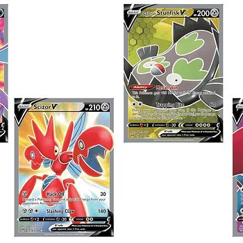 The Full Art Cards Of Pokémon TCG: Darkness Ablaze Part 2