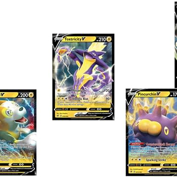 The Pokémon V Cards Of Pokémon TCG: Rebel Clash Part 2