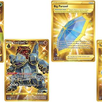 The Secret Rare Cards Of Pokémon TCG: Darkness Ablaze