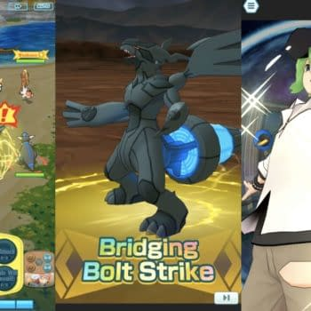 Zekrom and Zacian Arrive With New Sync Pairs in Pokémon Masters EX