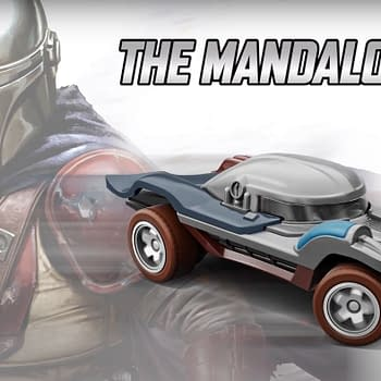 The Mandalorian Hot Wheels Revealed With New Stop-Motion Video