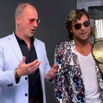 Kenny Omega Don Callis in Video Highlights from Impact Wrestling