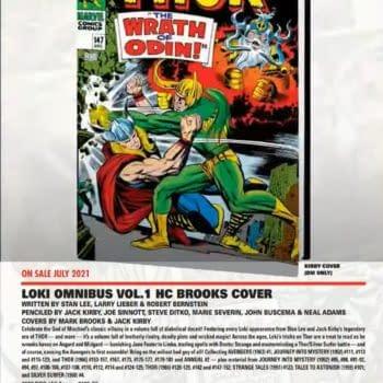Loki Gets An Omnibus Series