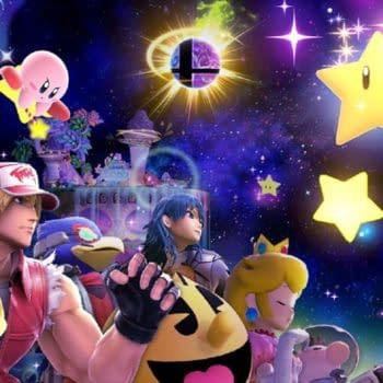 Nintendo Reveals The First Smash Bros. Tourney For 2021