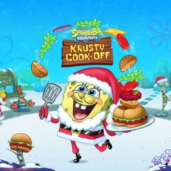 SpongeBob: Krusty Cook-Off Gets A New Holiday Event