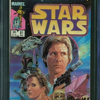 Star Wars #81 CGC Copy On Auction Over At ComicConnect