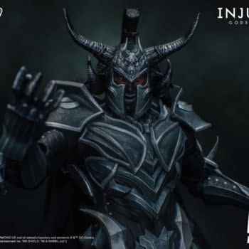 Injustice: Gods Among Us Ares Arrives at Storm Collectibles
