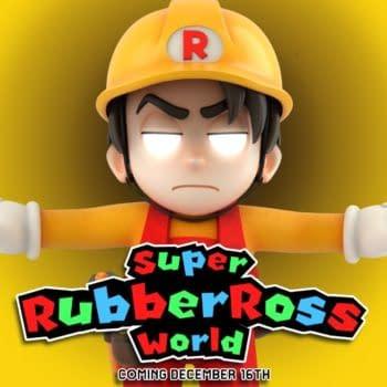 Ross O'Donovan Drops Super RubberRoss World On Mario Experts