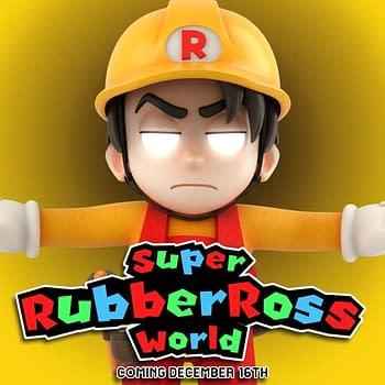 Ross ODonovan Drops Super RubberRoss World On Mario Experts