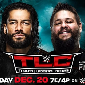WWE TLC &#8211 Roman Retains Title With the Help of Jey Uso&#8230Again