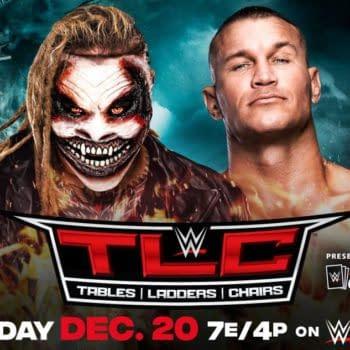 Bray Wyatt faces Randy Orton in a Firefly Inferno match at WWE TLC