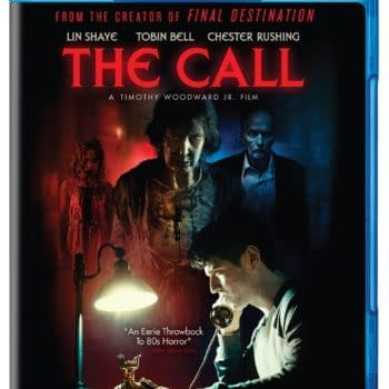 Horror Film The Call Hits Blu-ray On December 15th