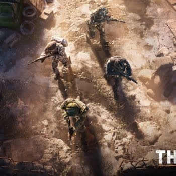 Krafton Announces Top-Down Tactical Shooter Thunder Tier One