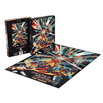 Even More New Mondo Puzzles Up For Order: Marvel, Transformers, & More