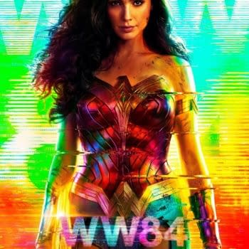 Yet Another Very Pretty Wonder Woman 1984 Poster