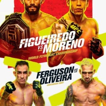 UFC 256 Preview: Deiveson Figueiredo Tries To Make The Leap